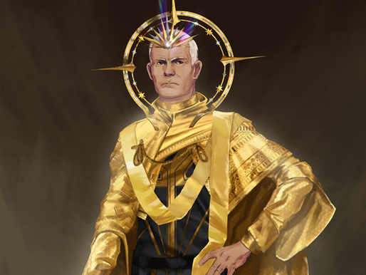 Lore Spotlight: The Solar Hegemony