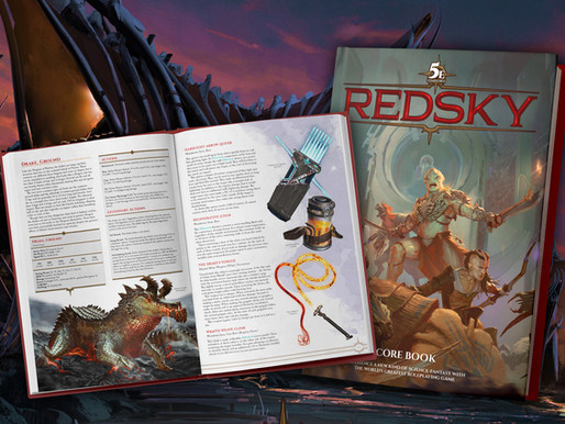 Here We Go! Tomorrow Is the Redsky Fundraiser Launch