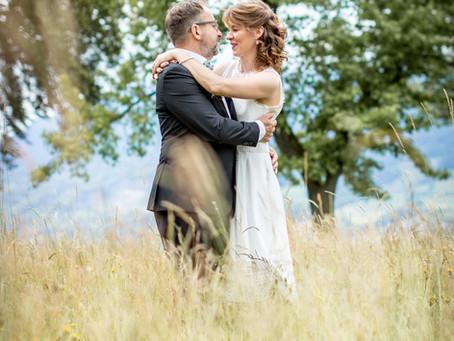 eine wunderbare Hochzeit