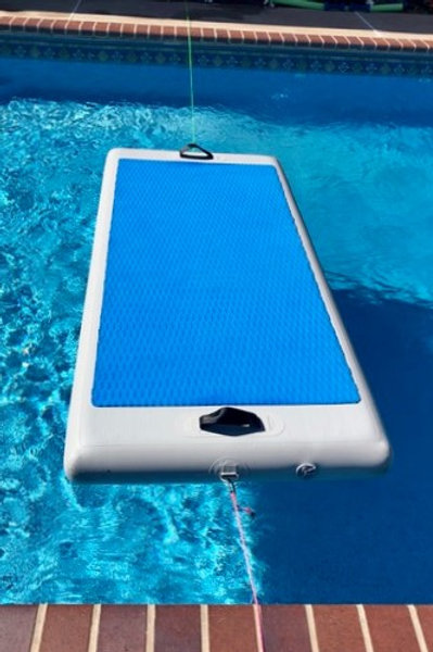 Floating FItness Mat