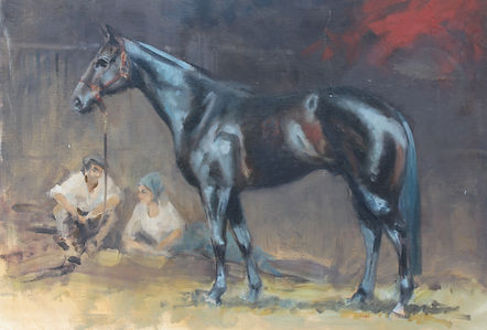William Rees Art Equine