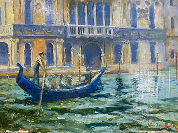 Art Venice William Rees