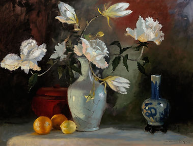 William Rees Art Still Life