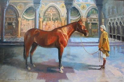 Equine Art William Rees
