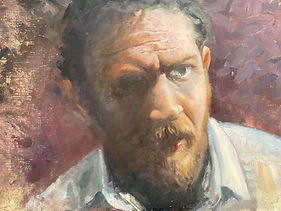 Art Tom Hardy Peaky Blinders
