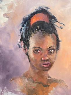 Art Portrait Studies Tribal