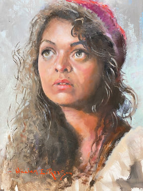 Art - Portraits from Spain