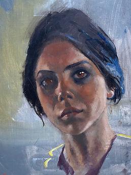 Art - Portrait Studies Spain