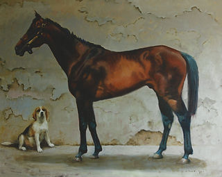 Equine Art William Rees