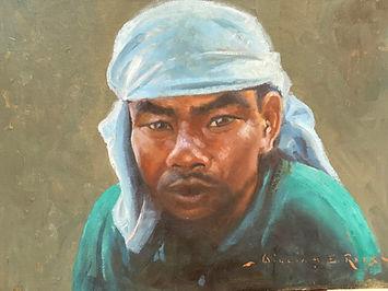 Art Portrait Study