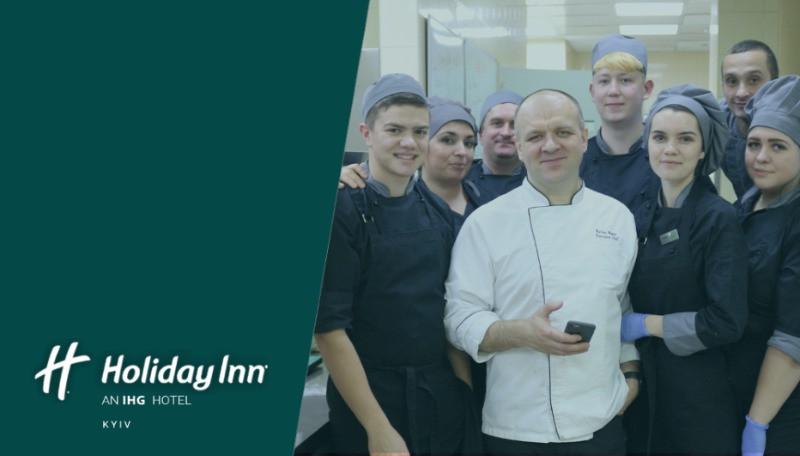 Holiday Inn Hotel uses FoodDocs to ensure HACCP compliance