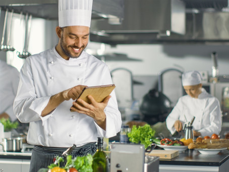 5 reasons why the digital HACCP plan is better than the paper one