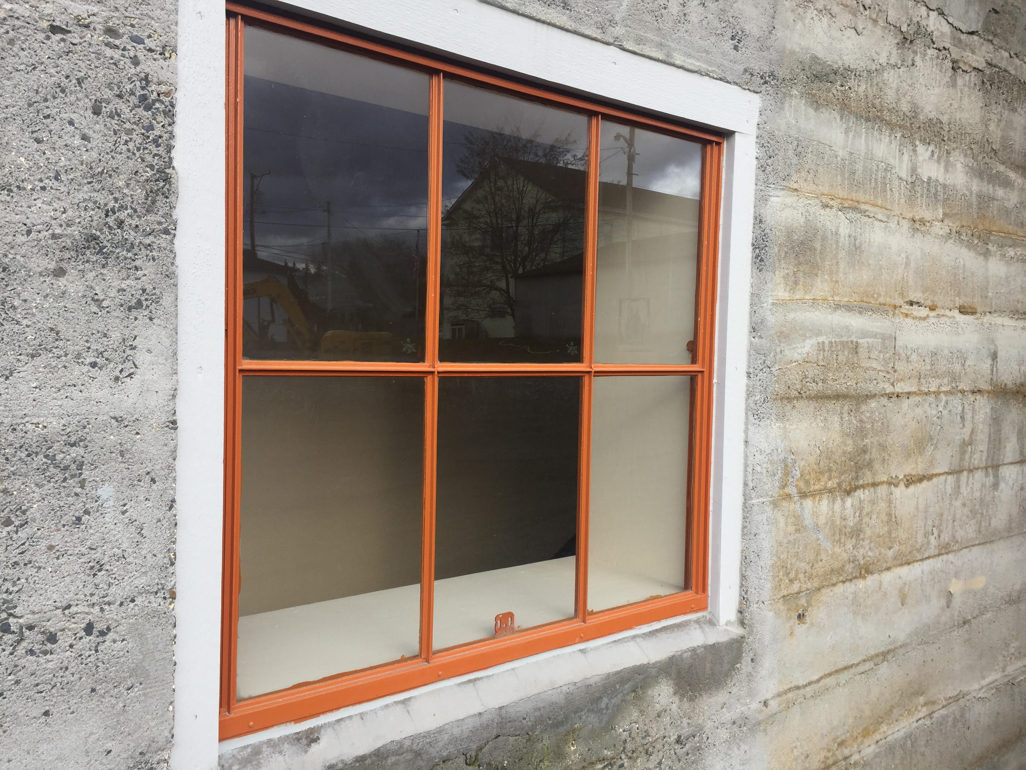 Historic Steel Pane Windows