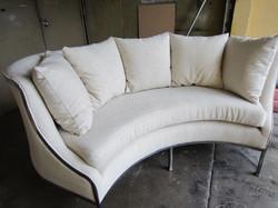 Steel Frame Sofa