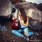 My ❤  #arendrift #music #aren_drift #rock #livemusic #musician #londonband #rockband #czechgirl #rockmusic #arendriftband #arenmusic #arendr
