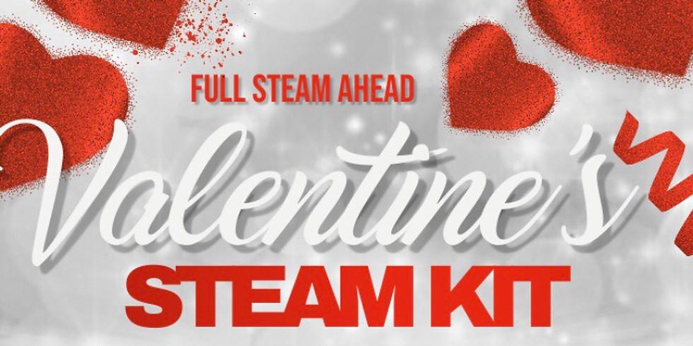 Valentine's STEAM Kit