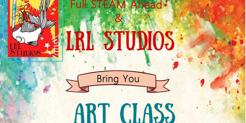 Art Class with LRL Studios