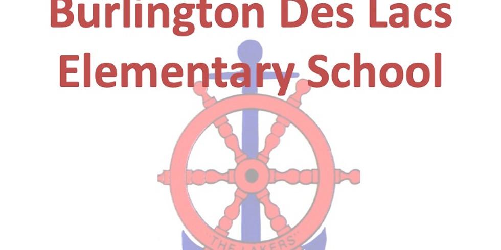 Burlington-Des Lacs Elementary