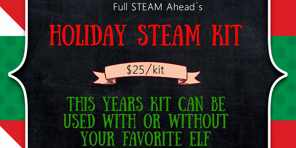 Holiday STEAM Kit