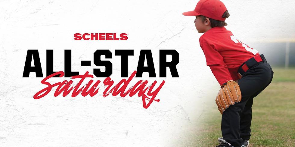 Scheels All Star Saturday