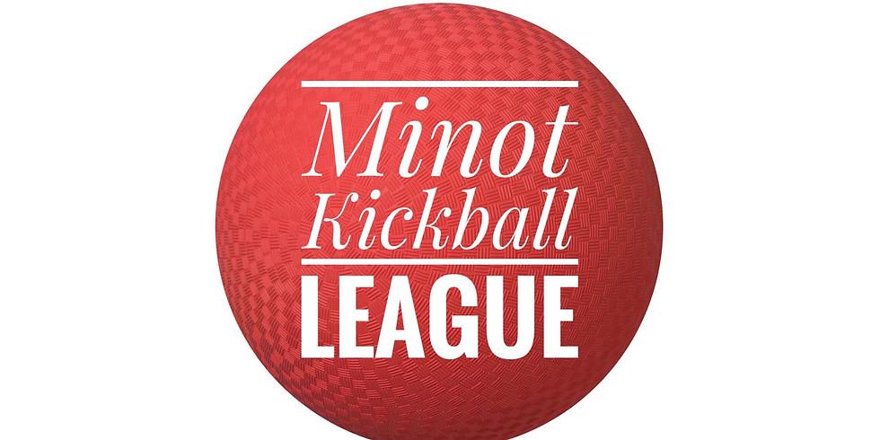 Youth Kickball League