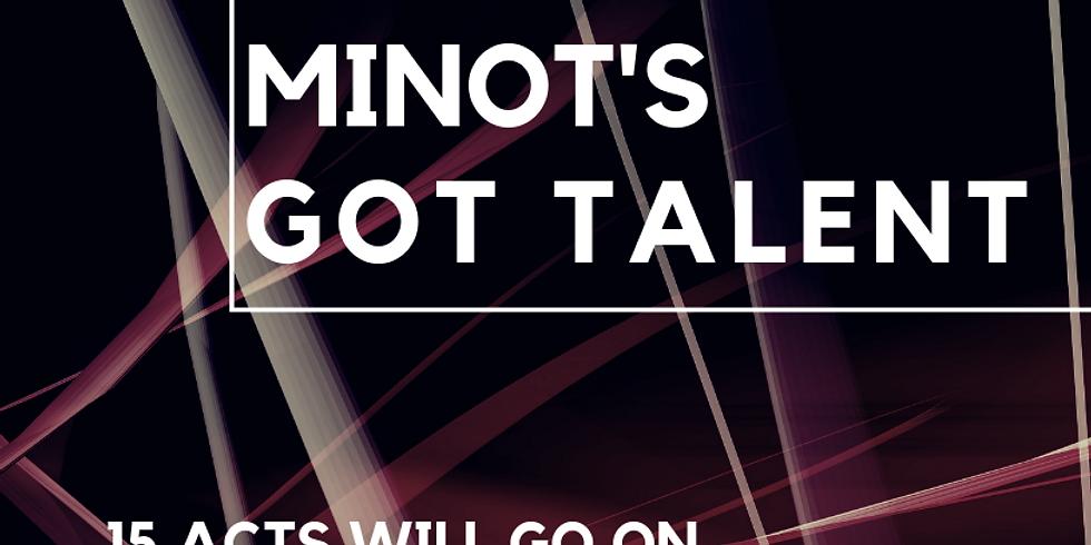 Minot's Got Talent TICKETS