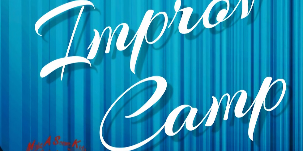 Improv Camp July