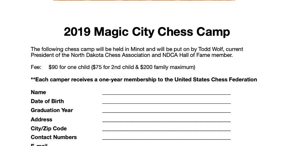 Magic City Chess Camp