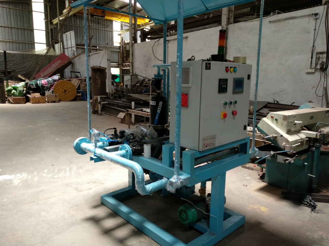 Process Filtration skid