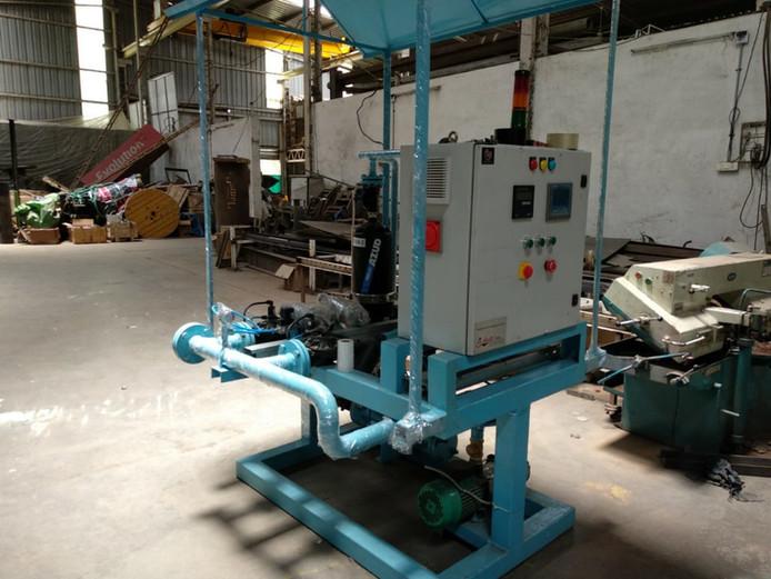 Process Filtration skid