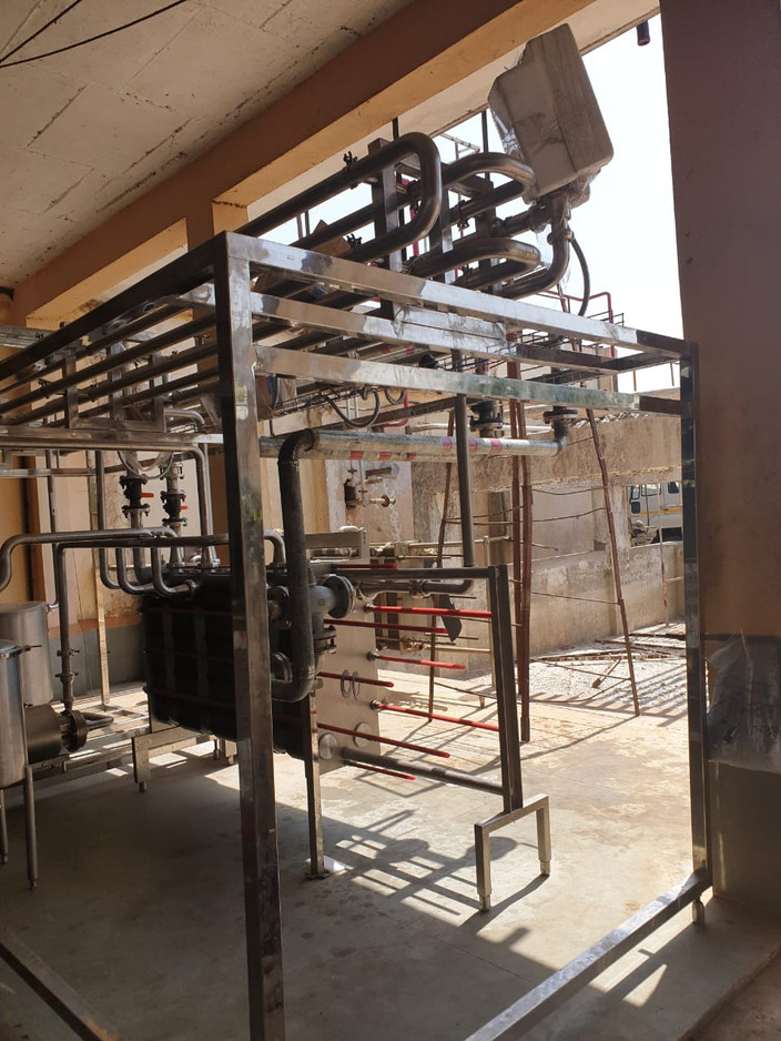 10kl Pasteurization Skid