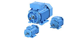 Increased safety Ex ec low voltage motor