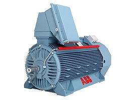 High Voltage Rib cooled motors NXR and A