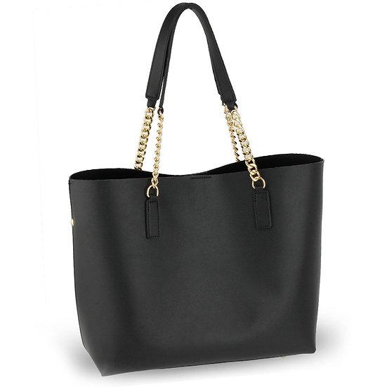 Black Women Fashion Tote Bag