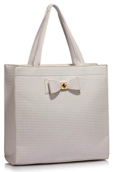 Bow Decoration Shoulder Bag