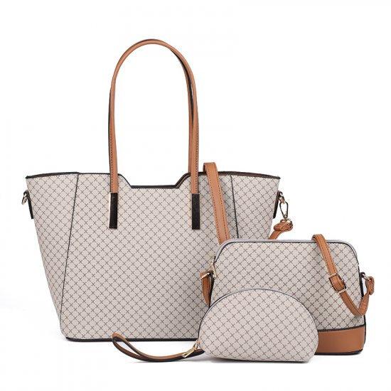 Luxury Quality 3 Piece Bag Set