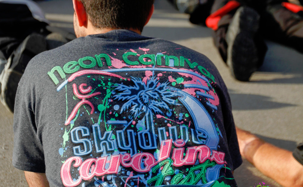 CAROLINA FEST 2013 SHIRT