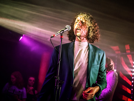 ICYMI LIVE REVIEW // Glass Caves - Jimmy's, Liverpool