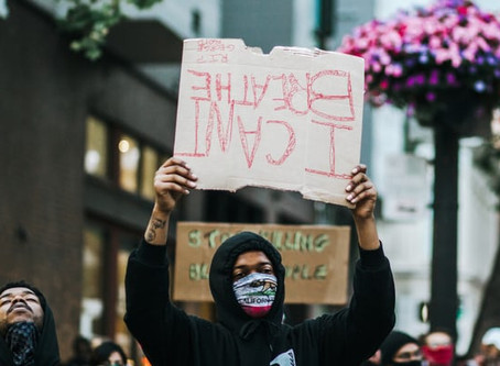 A Letter to My Dear Dept. Colleagues: BLM, Communication, and Long-Term Changes