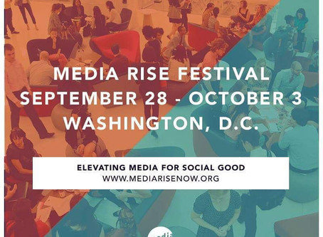 2015 Media Rise Festival - Save the Date