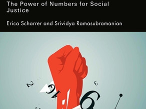 """My new book is out: """"Quant Methods: Power of Numbers for Social Justice""""!"""