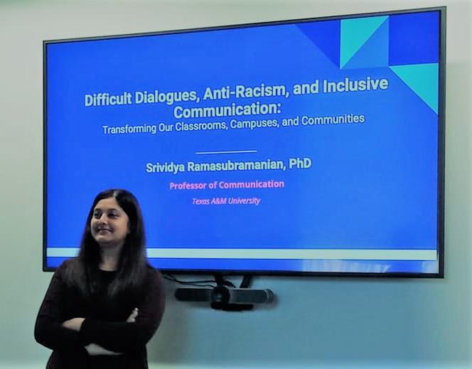 Talk at UCSB: Photo Credit: Saras Bellur