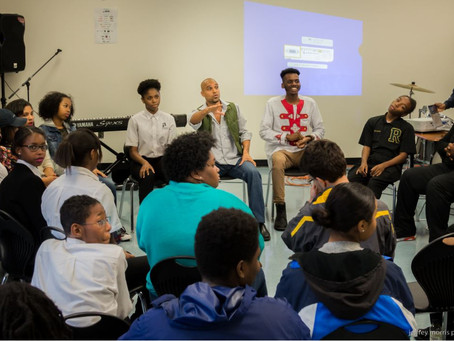 Youth Media Rise Festival Recap: D.C. Youth and Educators Promote Media Literacy