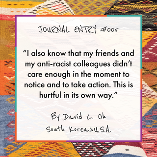 Journal Entry #005