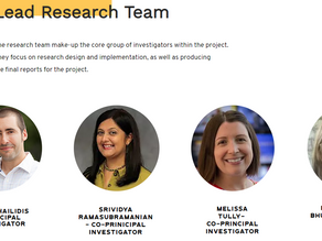 Dr. Srivi receives NAMLE research grant for assessing the state of media literacy in the U.S