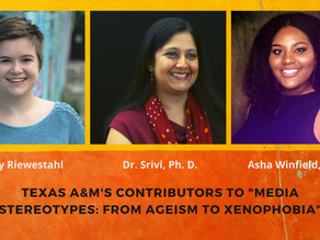 Dr. Srivi and Her Students Win Award for Their Textbook Contribution