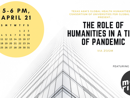 Webinar on Global Health Humanities to feature Media Rise's 'Quarantined Across Borders' on April 21