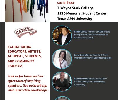 Catalyst: Media & Art for Social Change