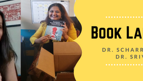 Dr. Srivi and Dr. Scharrer Host Virtual Book Launch Party For Their Best-Seller Book