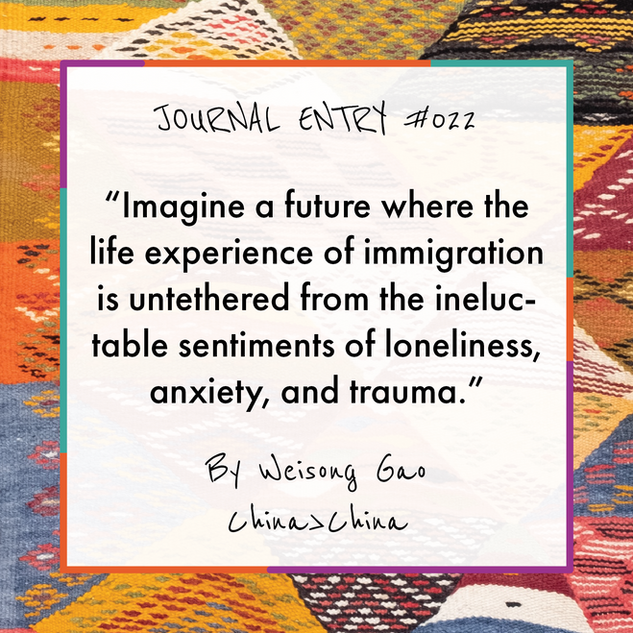 Journal Entry #022